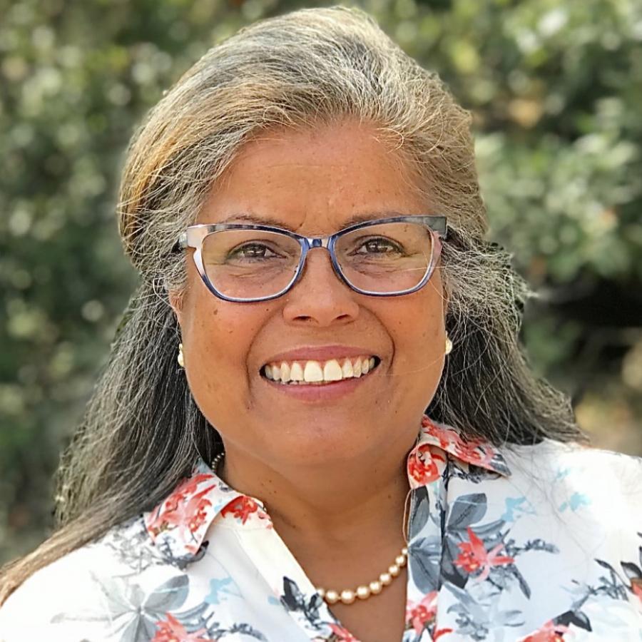 Marta Cruz Cloverdale Councilwoman